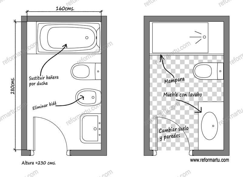 Precio reforma baño - 2