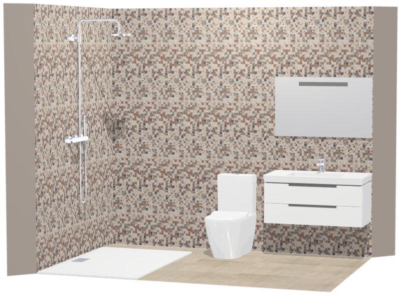 ⇒ Reformar el baño. Planificar la distribución del cuarto ...