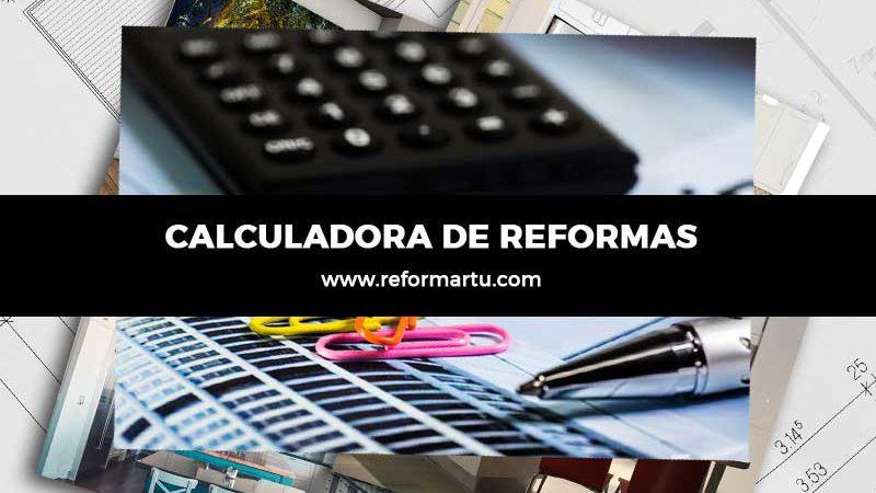 Calculadora de reformas